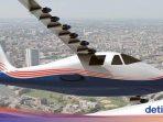 Masa Depan Adalah Zamannya Pesawat Listrik