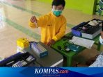 Ratusan Santri Penyintas Covid-19 di Cilacap Bersiap Donasikan Plasma Konvalesen