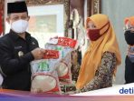 Bupati Kebumen Salurkan 1.088 Ton Beras untuk Warga Terdampak PPKM