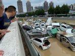 Jumlah Korban Tewas Banjir di China Jadi 51 Orang dan Diperkirakan Terus Meningkat Halaman all – Kompas.com